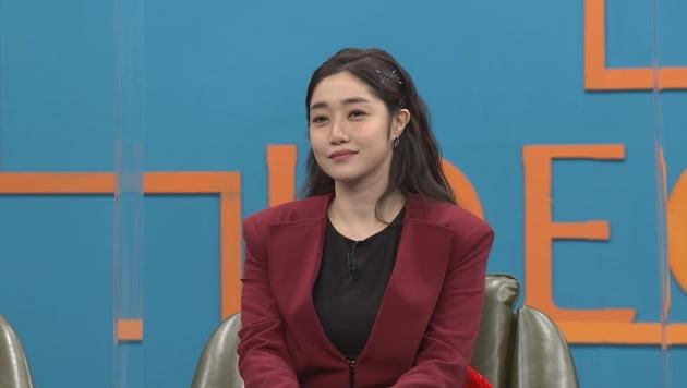 '비디오스타' 세라./ 사진제공=MBC에브리원