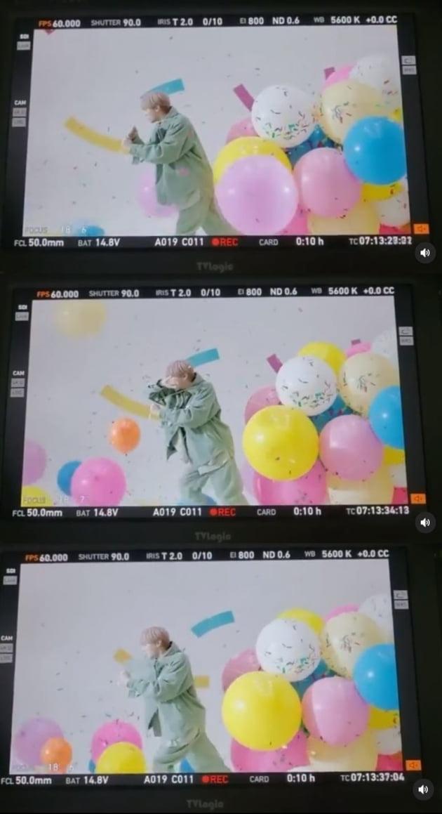 사진=김우석 인스타그램