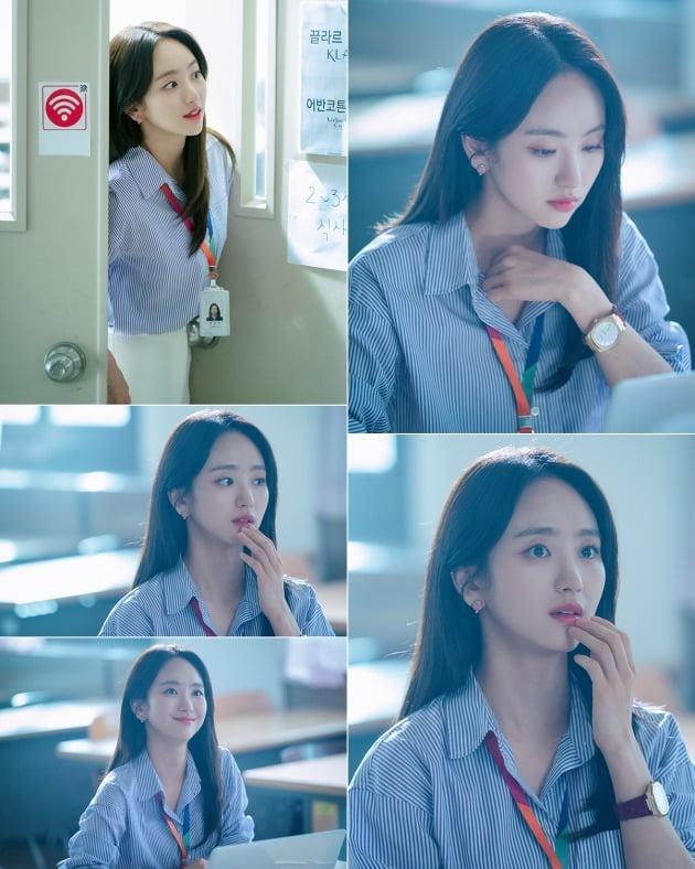 '선배, 그 립스틱 바르지 마요' 원진아 / 사진제공=JTBC스튜디오