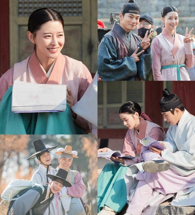 '암행어사' 비하인드컷/ 사진=KBS2 제공