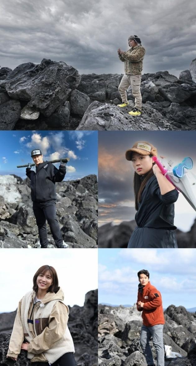 '정글의 법칙-스토브리그' / 사진 = SBS 제공