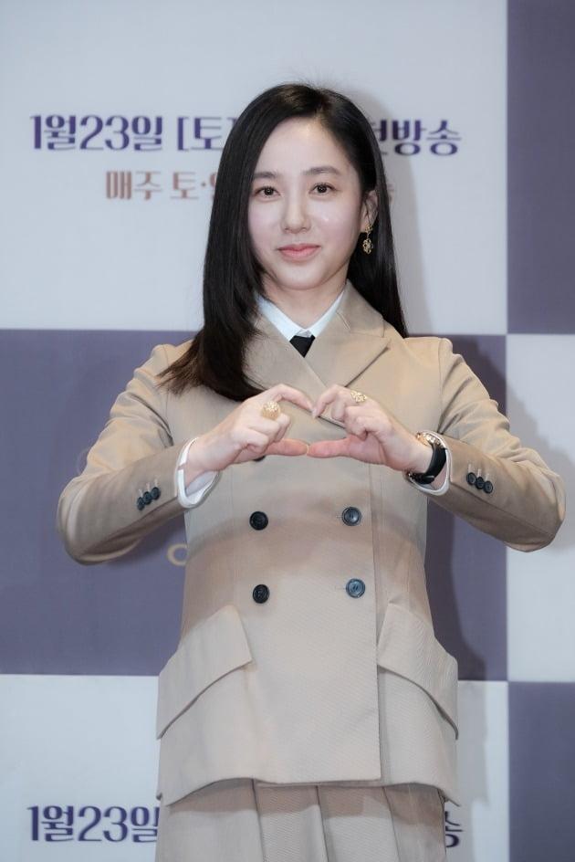 '결사곡' 배우 박주미./사진제공=TV조선
