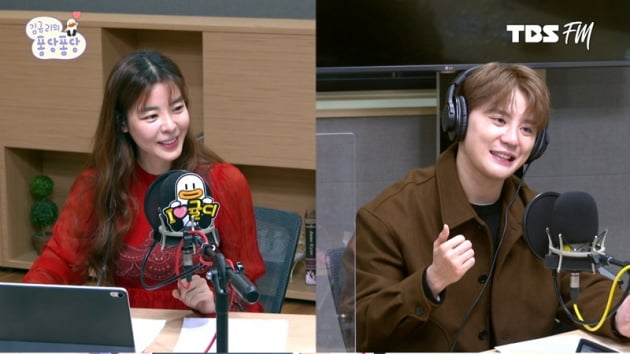 '김규리의 퐁당퐁당' / 사진 = TBS 제공