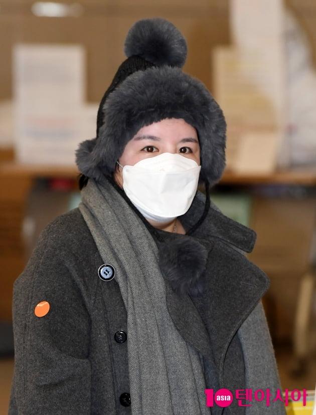 """[TEN 포토] 에이미 """"한국 돌아와서 기쁘다"""""""