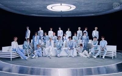 NCT, 美 '빌보드 200' 9주째 차트인