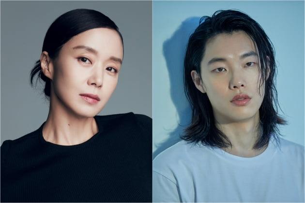 '인간실격' 전도연-류준열./ 사진제공=매니지먼트숲, 씨제스 엔터테인먼트