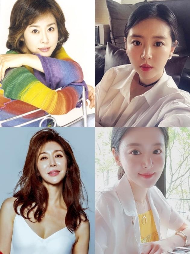 김예령 모녀 /사진=가족 엔터테인먼트