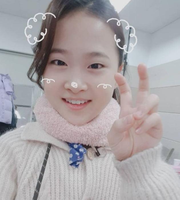 /사진=김다현 인스타그램