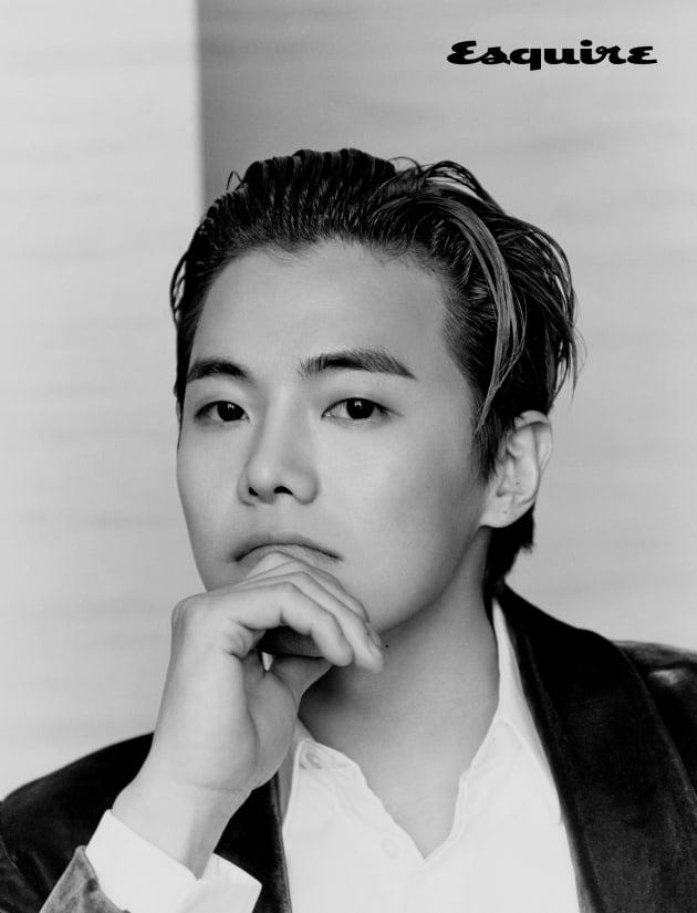 배우 박은석 화보 / 사진제공=에스콰이어