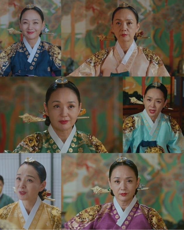 '철인왕후' 배종옥 /사진=tvN 방송화면 캡처
