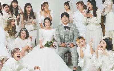 개그우먼 김영희 오늘 결혼…신랑 누군가 보니
