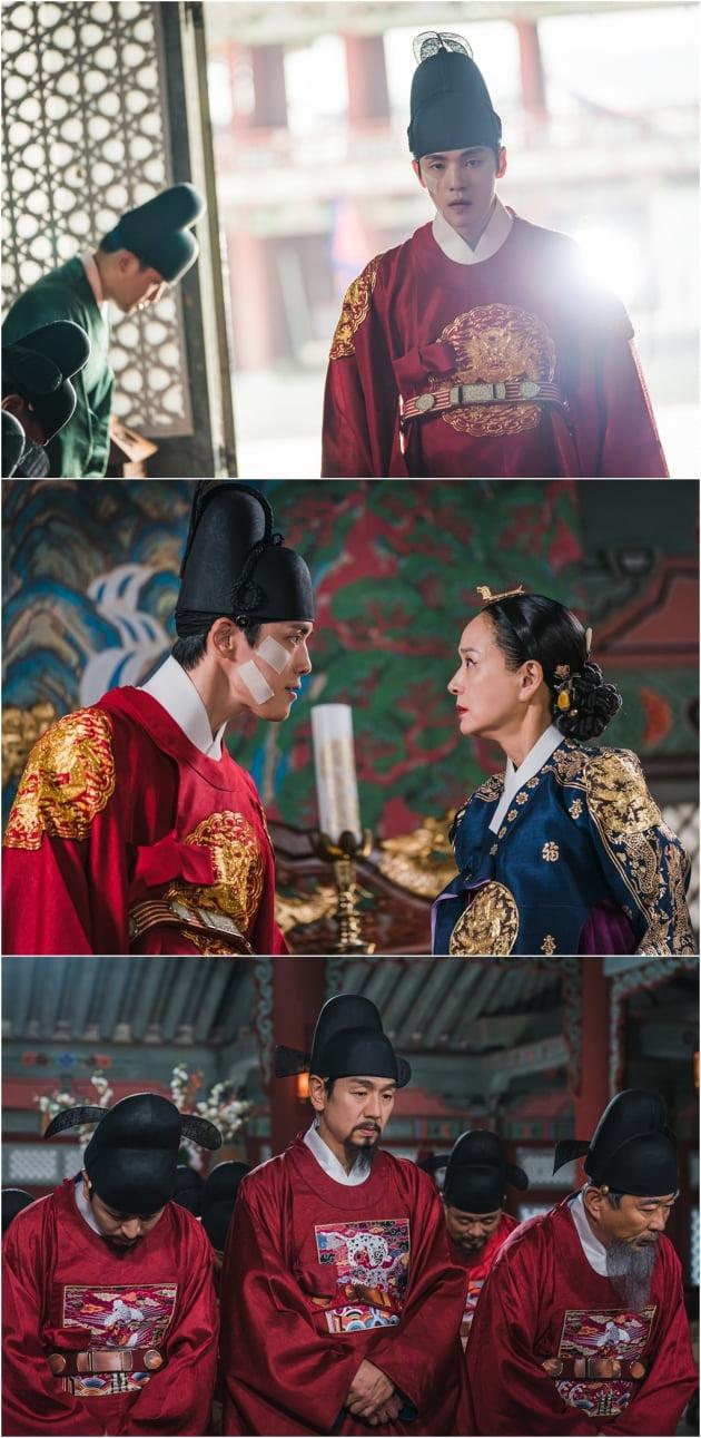 '철인왕후' 김정현 /사진=tvN