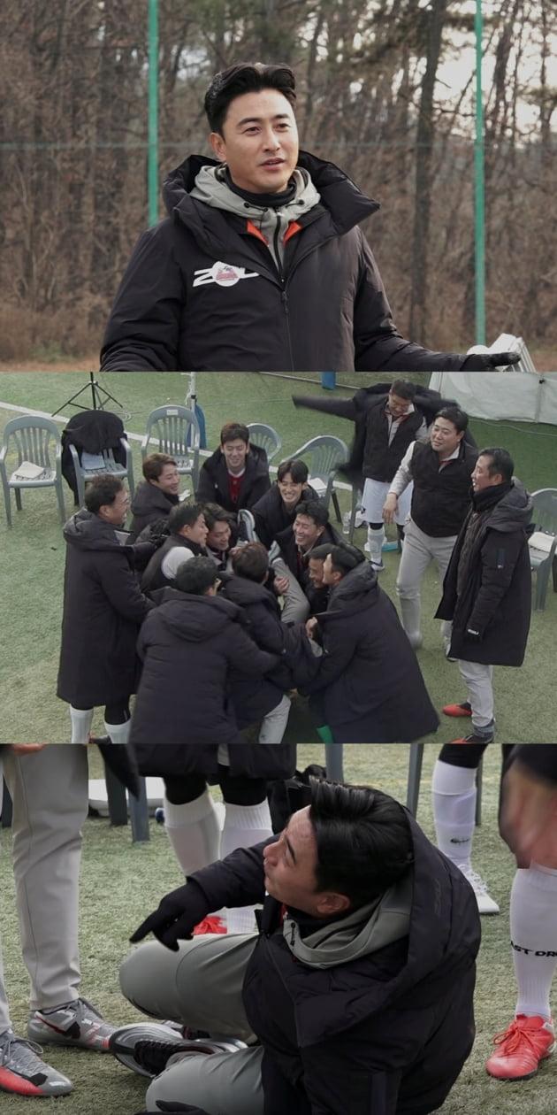 '뭉쳐야 찬다' 안정환./ 사진제공=JTBC