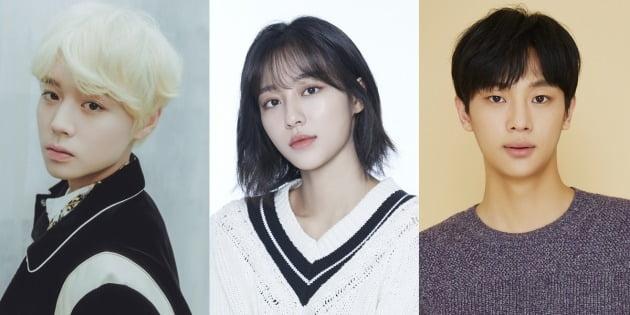 배우 박지훈, 강민아, 이신영./사진=각 소속사 제공