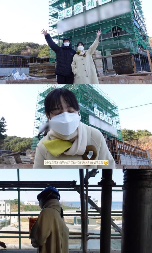 /사진 = 윤승아 유튜브 채널 '승아로운'