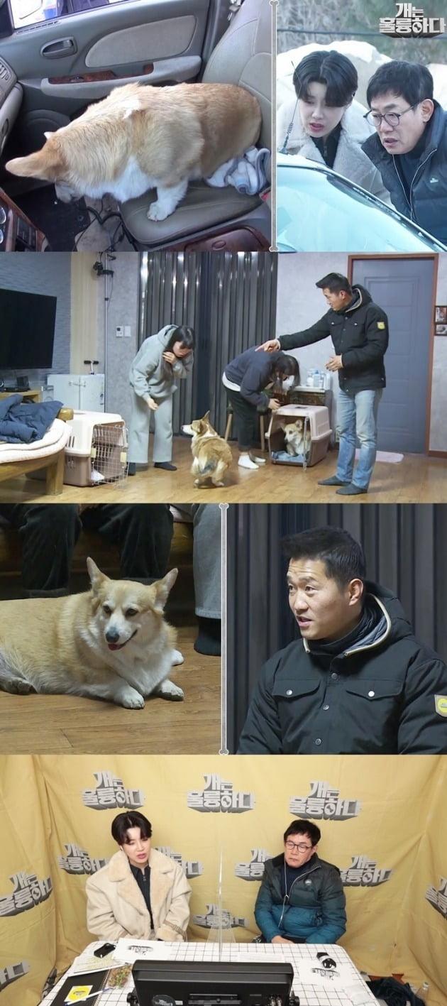'개는 훌륭하다' 스틸컷./사진제공=KBS