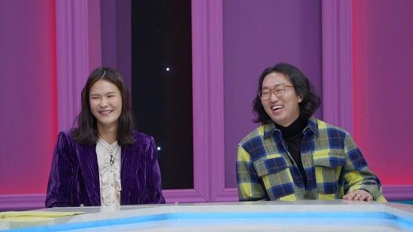 '언니한텐 말해도 돼'에 출연한 전수민-김경진 부부 / 사진제공=SBS플러스