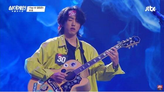 이승윤/사진=JTBC '싱어게인' 영상 캡처