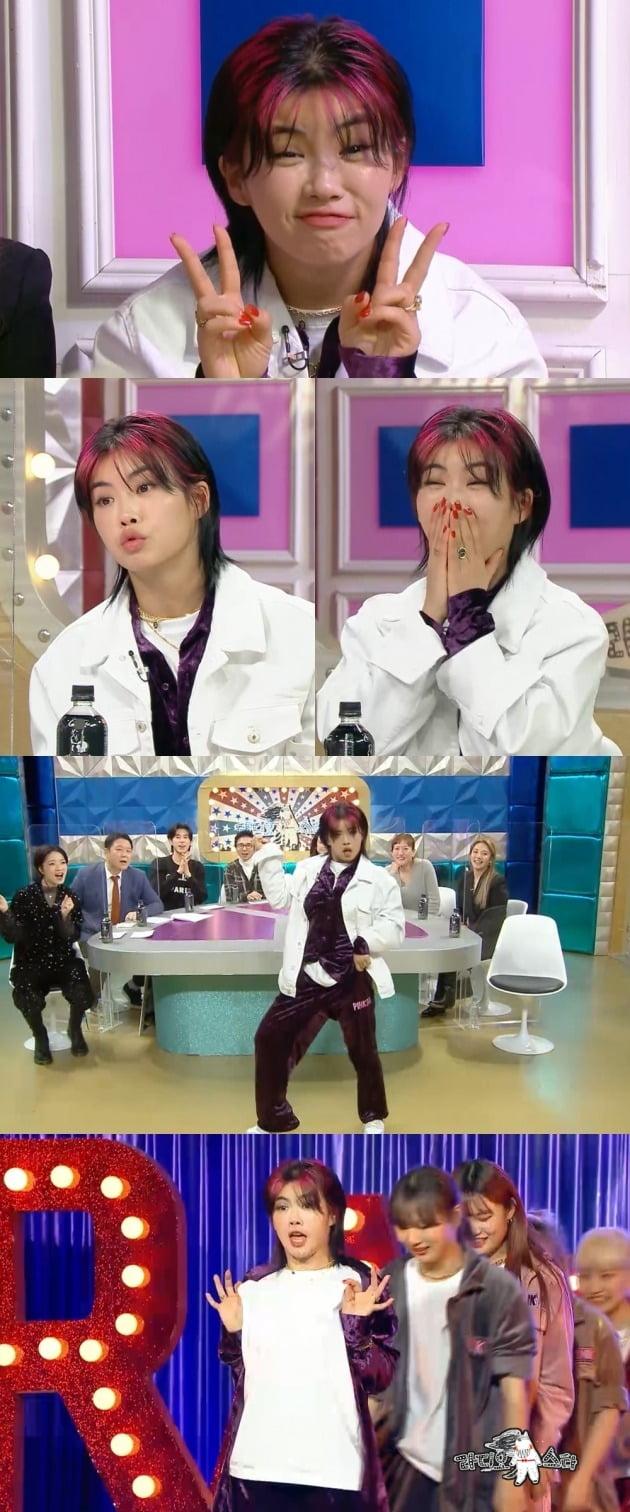 댄서 아이키가 '라디오스타'에 출연한다. / 사진제공=MBC