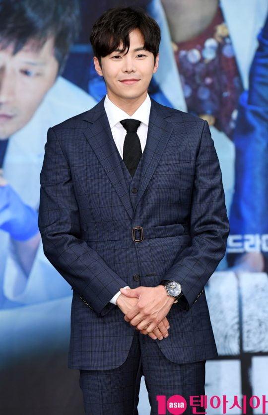 배우 박은석. /텐아시아DB