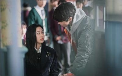 '여신강림' 황인엽X박유나, 팽팽한 대치 상황…무슨 일?