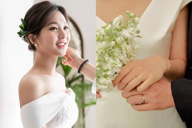박승희 결혼 /사진=인스타그램