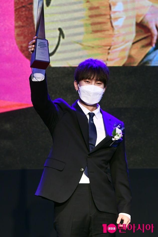[TEN 포토] 비투비 서은광 '내가 바로 예능돌'