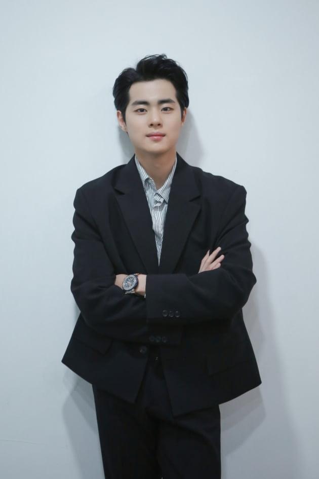 OCN 드라마 '경이로운 소문'에서 카운터 특채생 소문 역으로 열연한 배우 조병규. /사진제공=HB엔터테인먼트