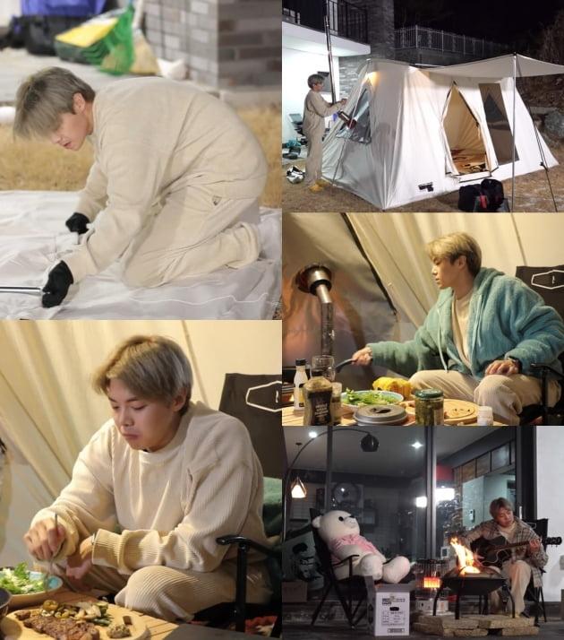 '나 혼자 산다' 박은석./ 사진제공=MBC