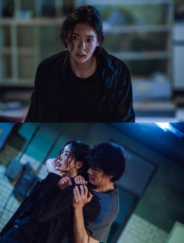 '루카' 이다희./사진제공=tvN
