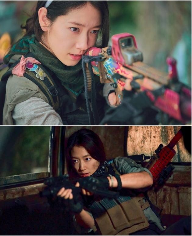 '시지프스' 박신혜./사진제공=JTBC스튜디오