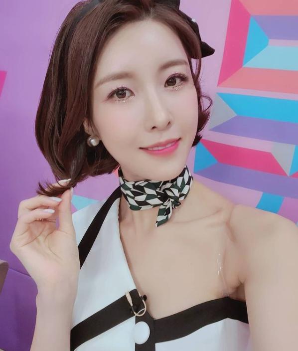 가수 진달래 /사진 = 진달래 인스타그램