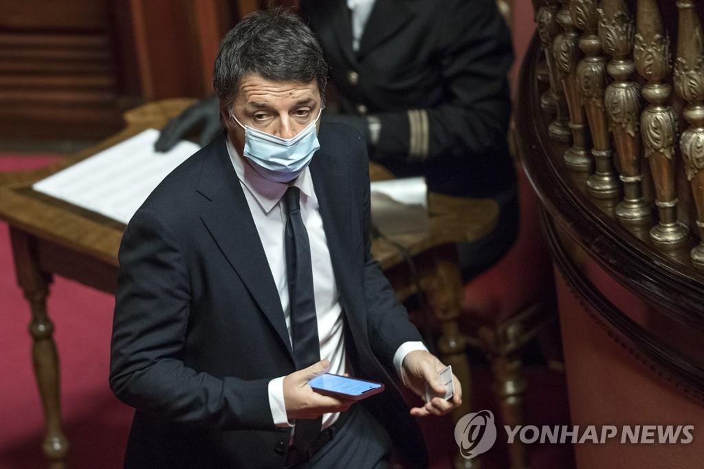 정국위기 속 이탈리아 총리 사임론 부상…새 연정 구성 타진하나(종합)