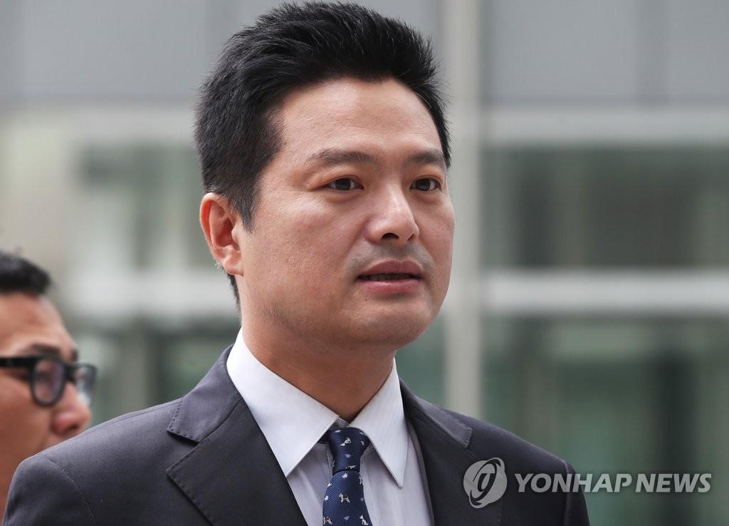 김태우 전 수사관 '공무상 비밀누설' 사건 오늘 선고 공판