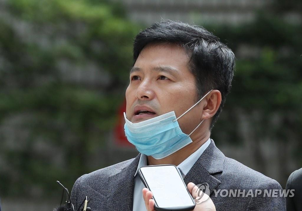 '공무상 비밀누설' 혐의 기소된 김태우 전 수사관 내일 선고