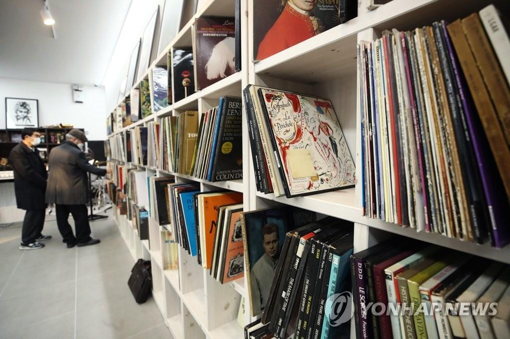 '판' 커진 LP 시장…미국서 1991년 이후 최다 판매