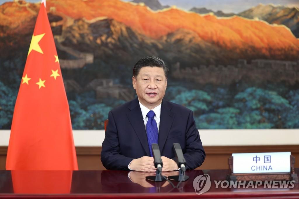 """시진핑 올해의 목표는 '위대한 중국'…새 장정 시작할 것"""""""