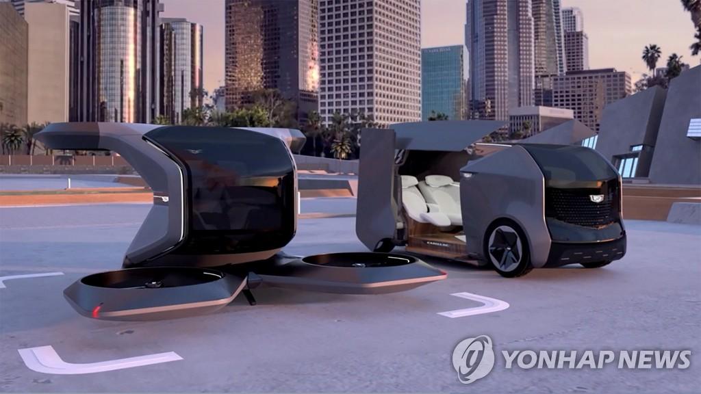 [CES 결산] ③ 전기차 가속하며 미래차 방향 보여 준 자동차 업체들