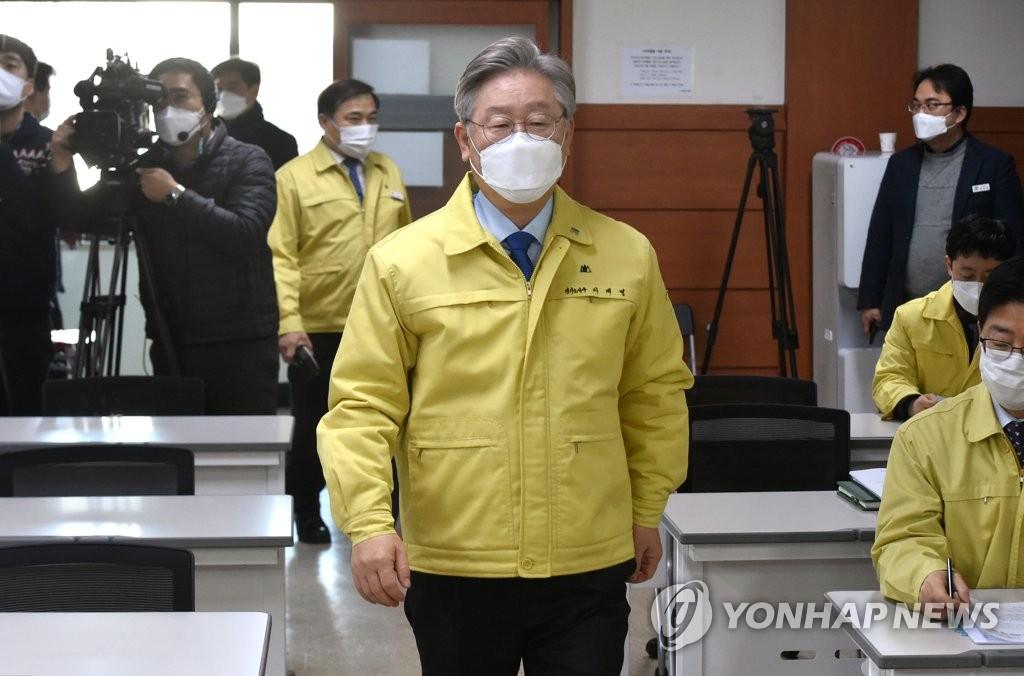 """원희룡 """"文도 공격"""" 유승민 """"허경영 정당""""…이재명 맹공"""