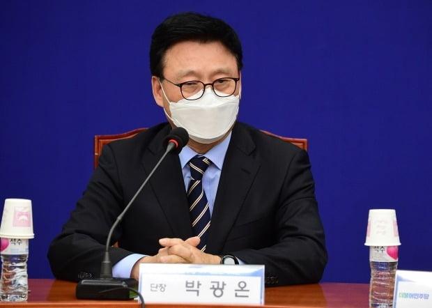 박광온 민주당 사무총장.  사진=연합뉴스