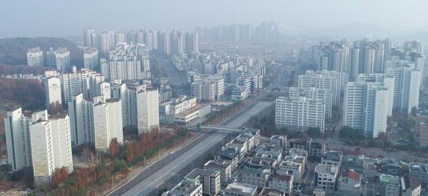 경기도 김포의 아파트 단지 모습/ 사진=연합뉴스