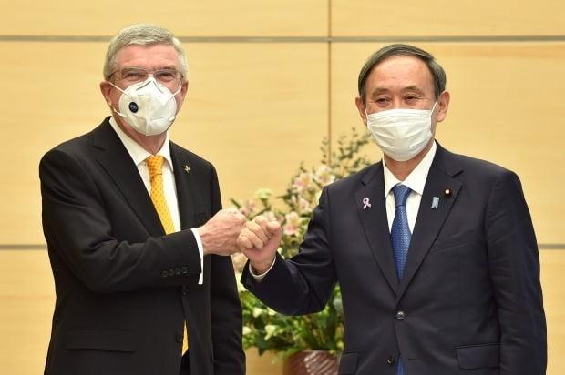 IOC 회장 도쿄 올림픽, 7 월 예정