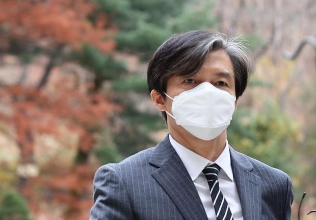 조국 전 법무부 장관.(사진=연합뉴스)