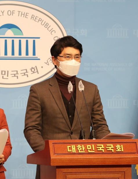국민의힘 당내 청년자치기구 청년의힘 공동대표인 김병욱 의원 (사진=연합뉴스)