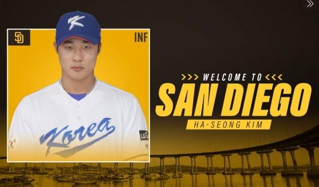 김하성, 샌디에고 MLB 2021 파워 랭킹 2 위