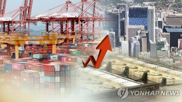 주요 투자 은행, 새해에 한국의 성장률 34 개로 … 2022 년 28 개