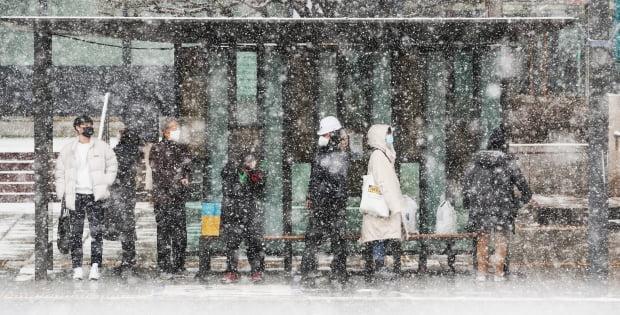 기상청이 서울 전역과 경기 일부 지역에 대설주의보를 발효한다. 사진=뉴스1