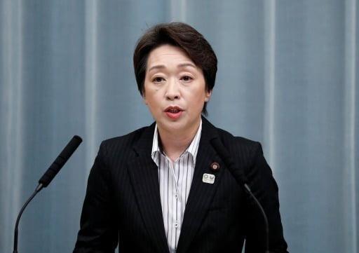 도쿄올림픽 새 조직위원장으로 선출된 하시모토 세이코 일본 올림픽상. /사진=로이터