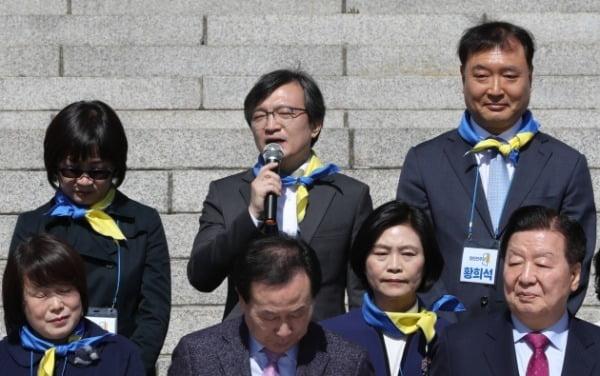 김의겸 전 청와대 대변인 /사진=연합뉴스