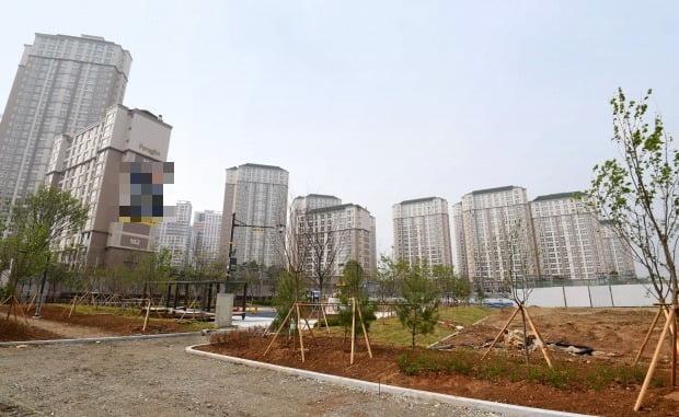 경기도 평택시 일대의 아파트들. / 자료=한경DB